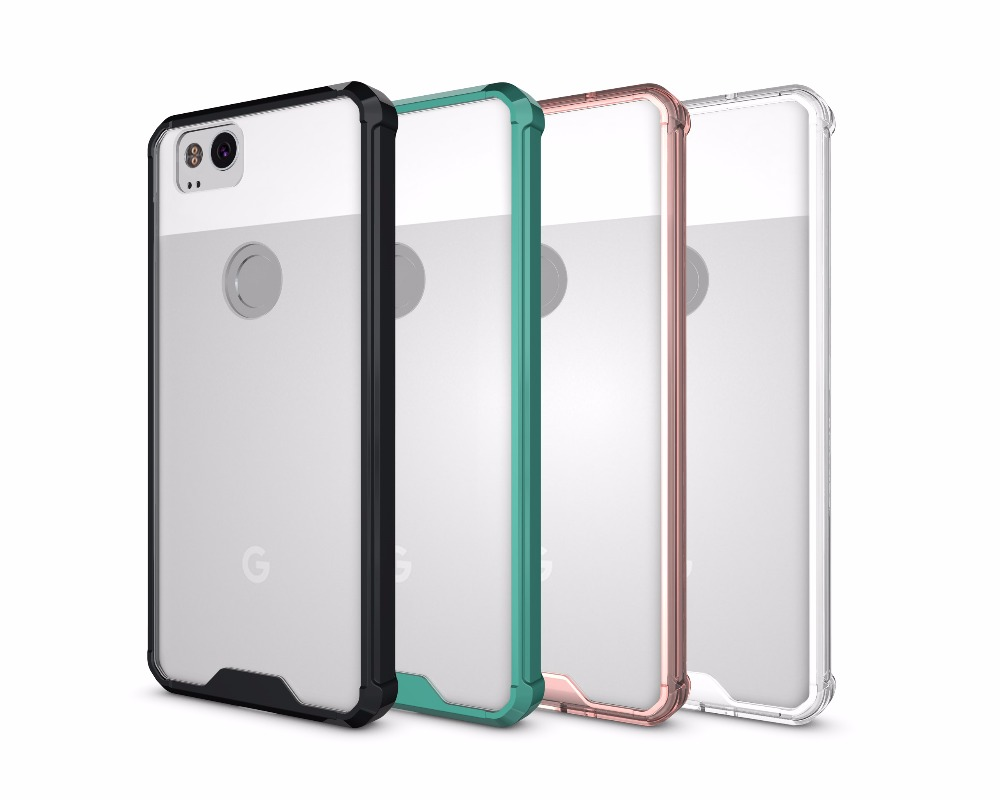 Case For Google Pixel 2 TPU Armor Case With Air Bag Pixel 2 Protection Case