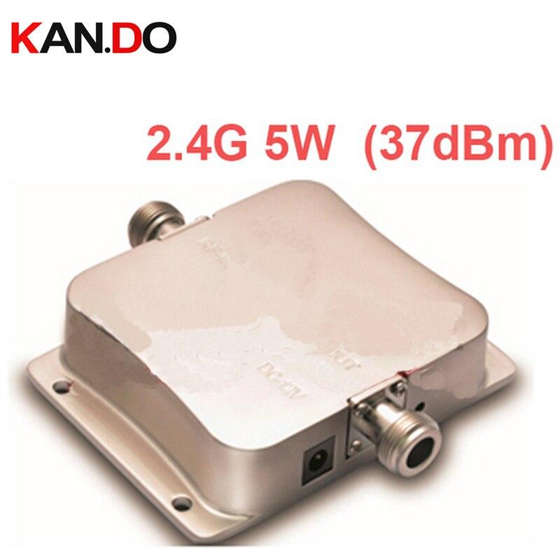 No Interfer 5w 37DBM 85dbi For Wireless Cctv Camera Repeater Purpuse Wireless Cctv Camera Signal Receiver Enlarger Big Power