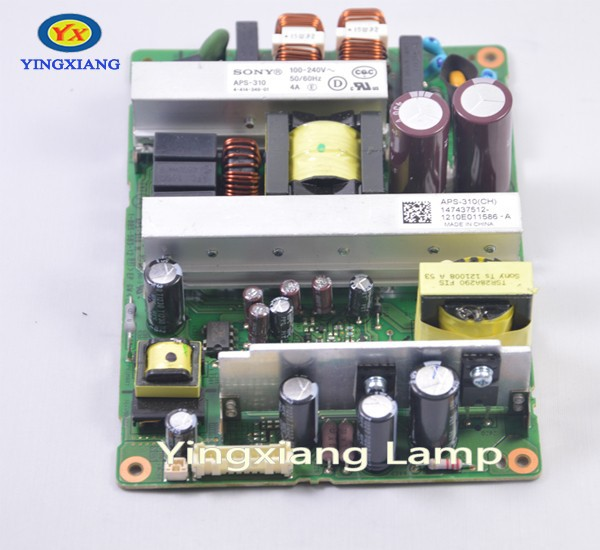 Projector Power supply for Canon SX535 ,high quality ,low price high quality 400 0184 00 com projection design f12 wuxga projector lamp for projection design f1 sx e f1 wide f1 sx