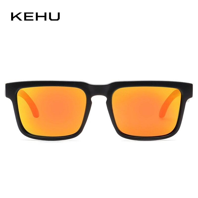 KEHU Men Square Polarized Sunglasses Brand Polarized Eyeglasses - Accesorios para la ropa - foto 4