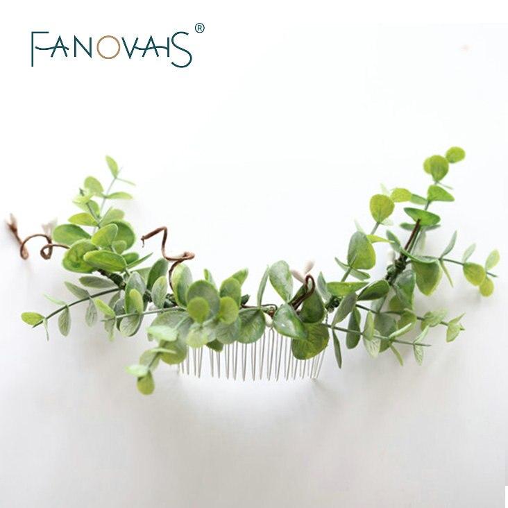 Handmade Wedding Hair Ribbon Flower Hair Accessories Artificial Floral Women Girl Wedding Headband Crown Wedding Accories