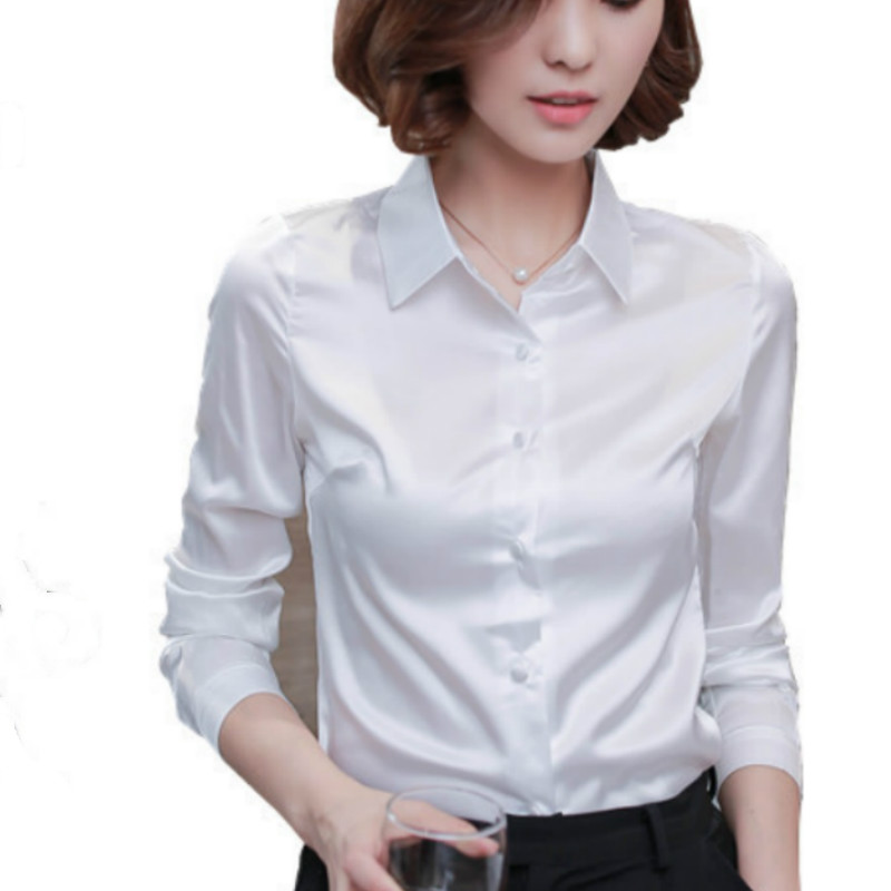 Popular Formal Blouse White Women-Buy Cheap Formal Blouse White ...