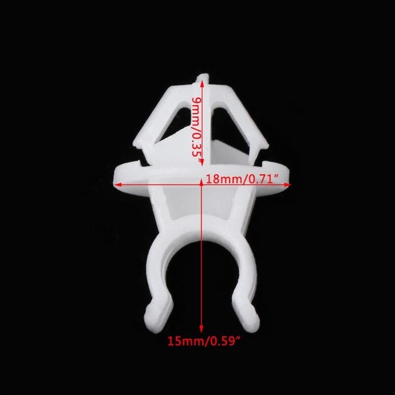 Qilejvs Тюнинг автомобилей 91503-ss0-003 капюшон Поддержка Опора Штанги держатель зажим для Honda Accord Одиссея Prelude