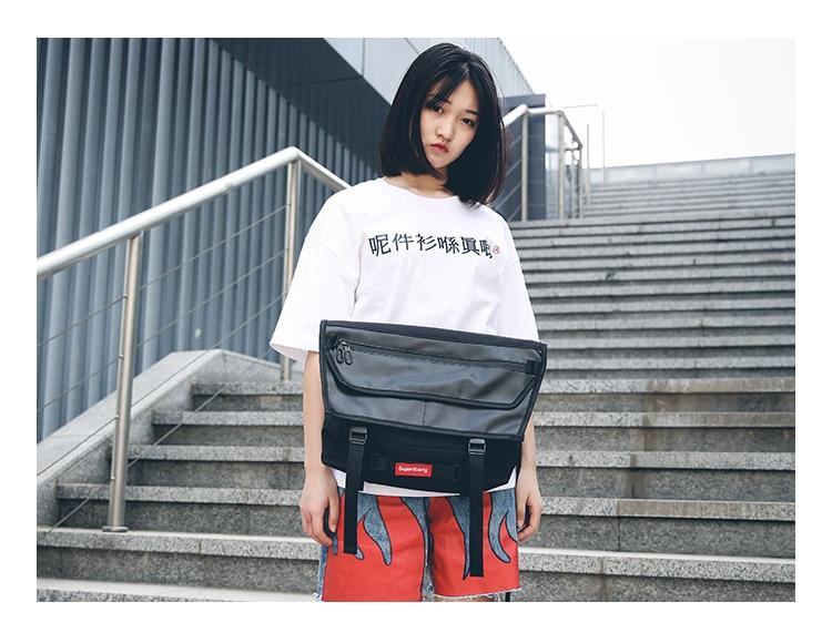 Bag Men's Genuine Messenger Shoulder Bag for Men Business Laptop Briefcase Male Crossbody Bags for Documents 11