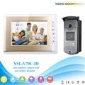 Chuangkesafe .V70C-ID 1V1  Hot sale Villa entry door multi apartments video door phone with Intercom function