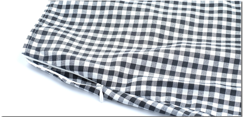 HTB1MX8RSpXXXXakapXXq6xXFXXX1 - Women Plaid Short Skirts Black and White Checkered PTC 250