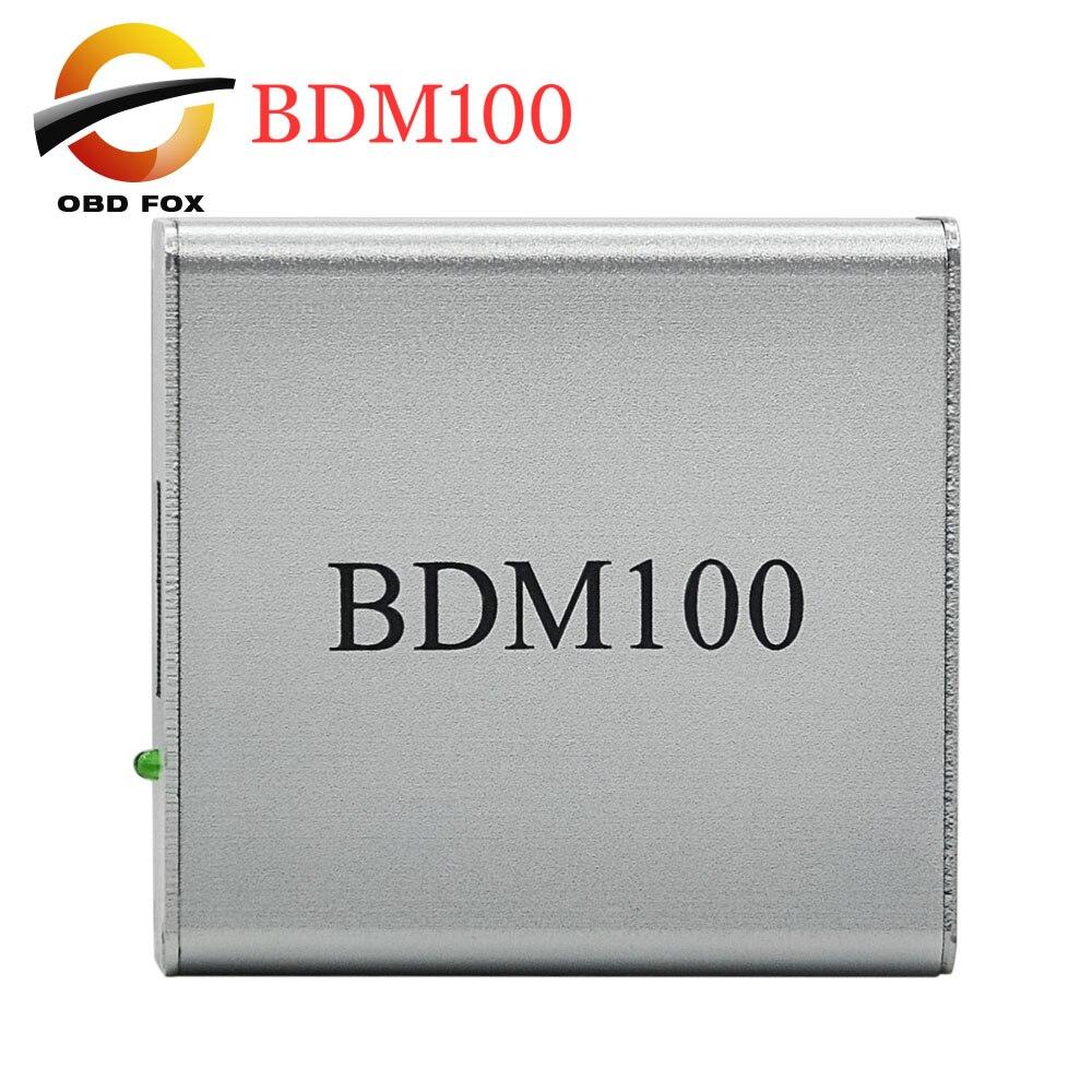 Prix pour 2017 les Plus Populaires Livraison Gratuite Ventes Chaudes 100% haute qualité BDM 100 ÉCUS BDM 1255 Programmeur BDM100 CDM1255