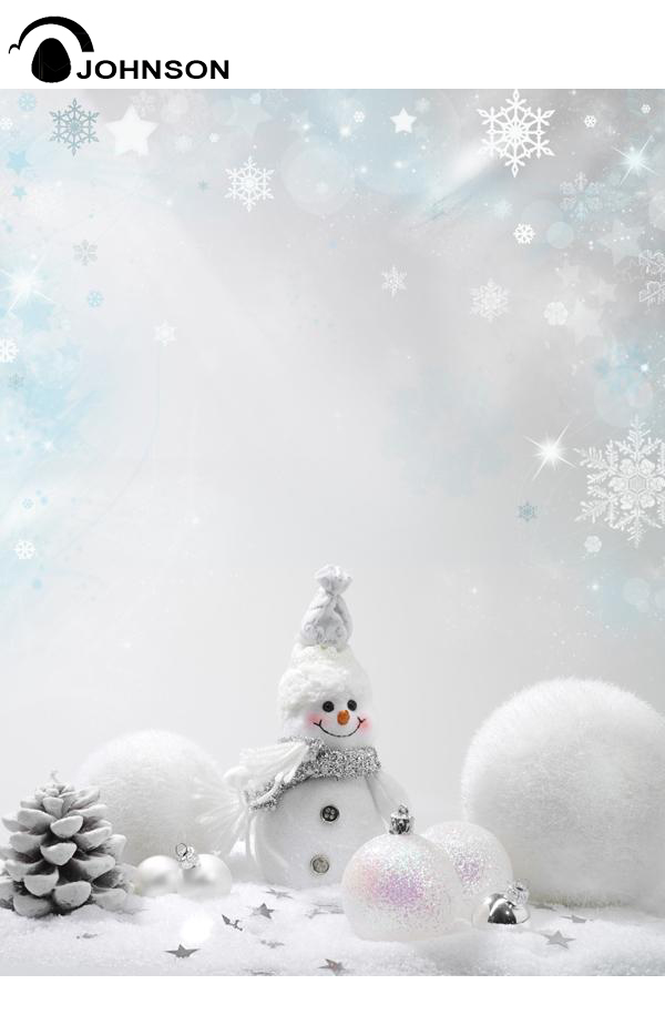 Snowman Snowball Snowflake  Snow Scene photography studio background Vinyl cloth Computer printed christmas  backdrop snowman village snow moon snowflake photo backdrop high grade vinyl cloth computer printed christmas photography backgrounds