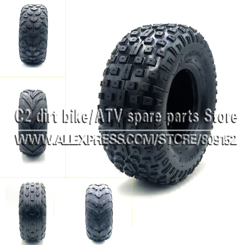 6 Inch Atv Tire 145/70-6 Four Wheel Vehcile Fit For 50cc 70cc 110cc Small Atv Front Or Rear Wheels Great Varieties Atv,rv,boat & Other Vehicle
