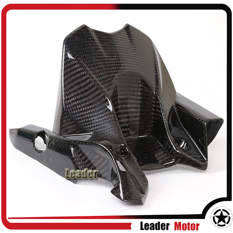 For Kawasaki Z800 ZR800 2013-2016 Motorcycle Accessories Carbon Fiber Rear Fender Mudguard Fender Hugger