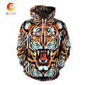3D Digital Printing Lion/Tiger Sweatshirts Animal Pattern Funny Sweatshirt Men Hoodie Women Tops Tracksuit Unisex Pullovers