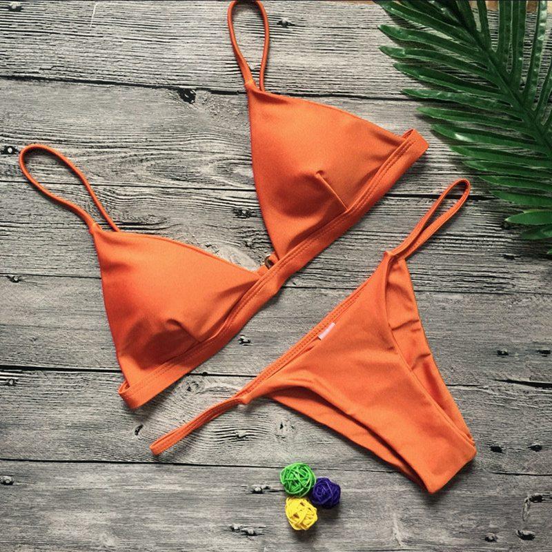 Ipanema Super sexy triangle Bikini