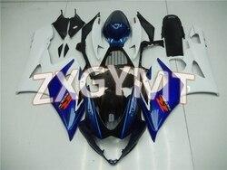 Plastic Stroomlijnkappen GSXR 1000 2005 Kuip Kits GSX-R1000 2005 Abs Kuip voor Suzuki GSXR1000 2005-2006 K5