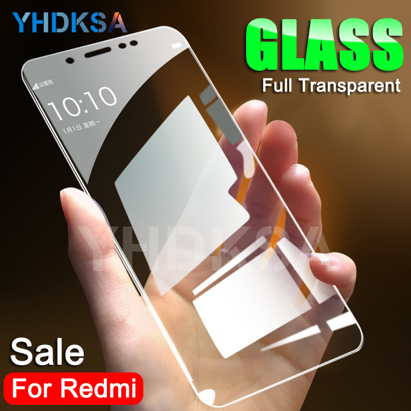 Tempered-Glass Screen-Protector Protective-Film K20 Pro 9H Xiaomi Redmi Note-4 5-Plus