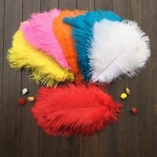 / feather decoration centerpieces