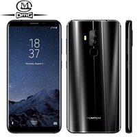 HOMTOM S8 5.7 HD 18:9 Aspect Ratio 4GB RAM 64GB ROM MTK6750 Octa core Smartphone 16MP+5MP Dual Back Camera 3400mAh Mobile Phone