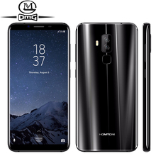 "HOMTOM S8 5,7 ""HD 18:9 Seitenverhältnis 4 GB RAM 64 GB ROM MTK6750 octa-core Smartphone 16MP + 5MP Dual Zurück Kamera 3400 mAh Handy"