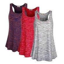 Женская летняя майка с I-образной спинкой, майка для бега, Спортивная рубашка, топ для спортзала, йоги, Свободный жилет без рукавов для баскетбола, женский жилет для бега