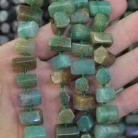 คอลัมน์รูปร่างผสมa mazoniteลูกปัดหินธรรมชาติลูกปัดDIYลูกปัดs pacerสำหรับ