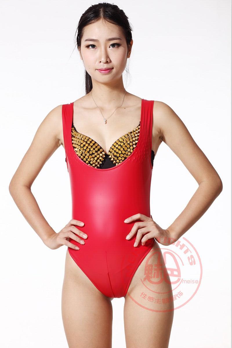 Sexy Women Lady Underwear Bikini Vest One Piece Tight
