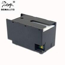 T6716 atrament konserwacji pudełko do EPSON WorkForce WF-C5210 WF-C5790 WF-C5710 WF-C5290 WF-M5299 WF-M5799 ET-8700 odpadów pojemnik z tuszem