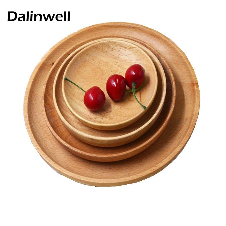 online get cheap restaurant dinner plates wood -aliexpress