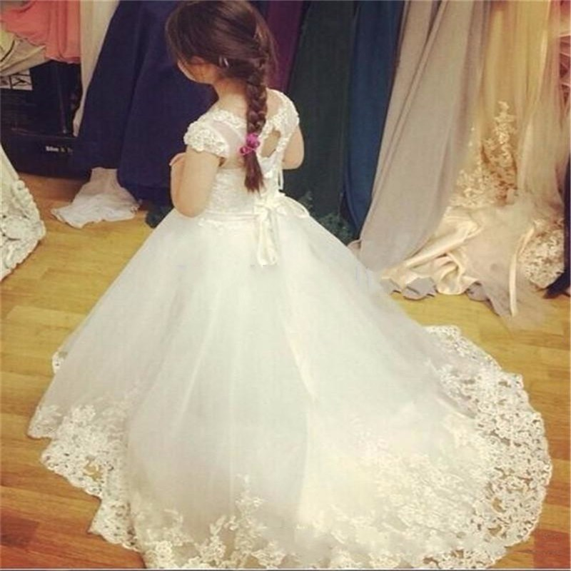 girls   pageant   dresses   Baby   dresses   for   girls   first communion   dresses   for   girls   Appliques   Flower     girl     dresses   for weddings