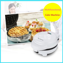 7 in Multifunction Egg Waffle Maker/Donut Machine/Heart Waffle Maker/Cake Pop Machine waffle machine non-floating type ZM-277