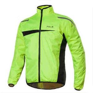 Image 2 - Di sport di modo giacca a vento da uomo giacca a vento impermeabile tuta da moto da pioggia giacca poncho cappotto di pioggia pioggia di M XXL scarpe