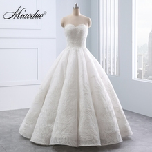 Miaoduo Sweetheart Ball Gown Back Wedding Dresses 2019