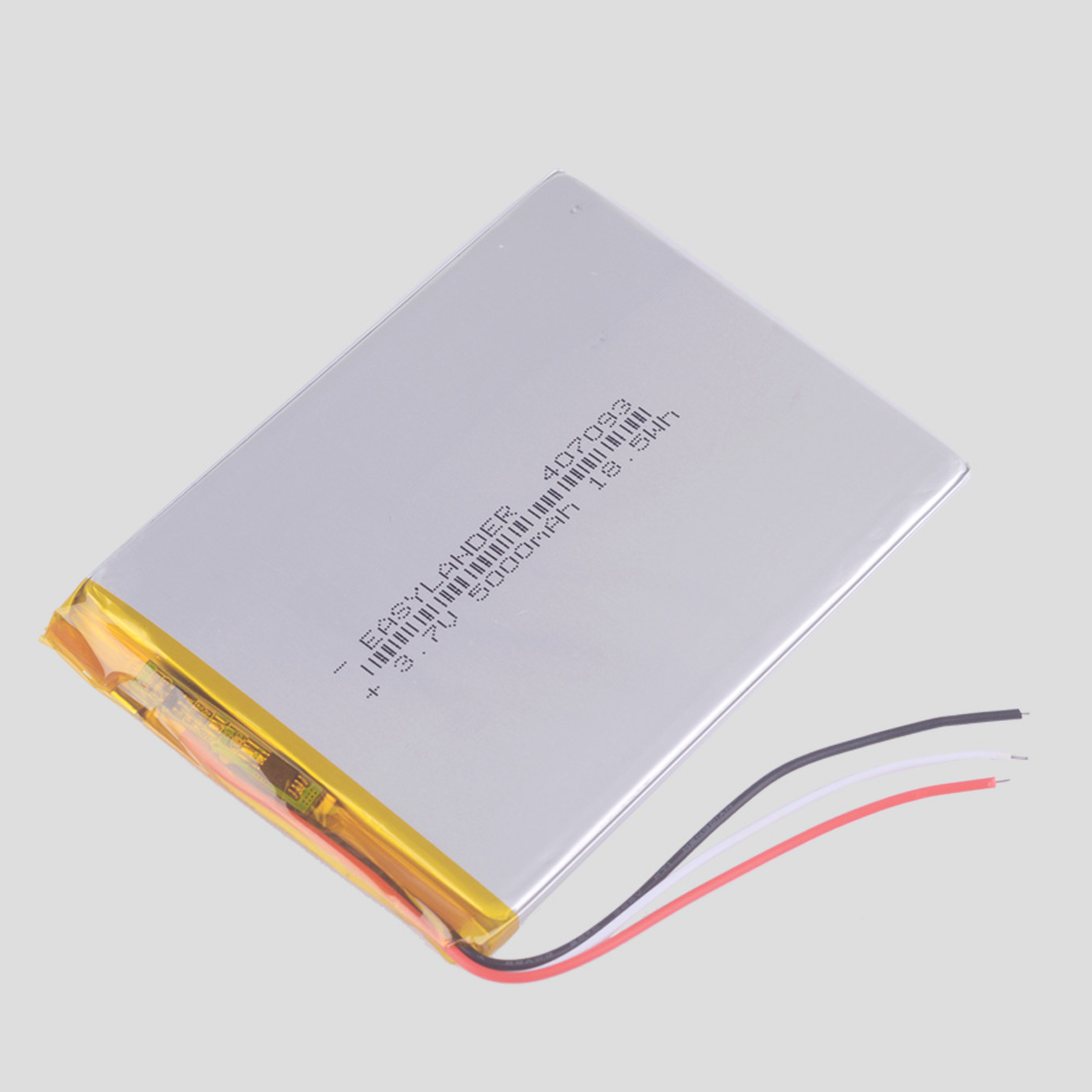 3 Wires Battery Universal For 7