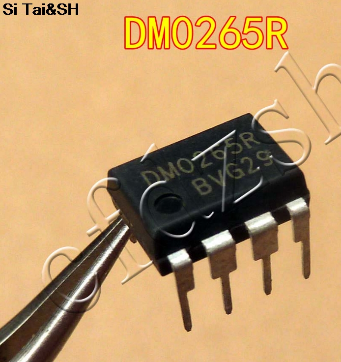 Into the IC DM0265R DMo265R FPS integrated switch supply control chip Brand new authentic 10PCS