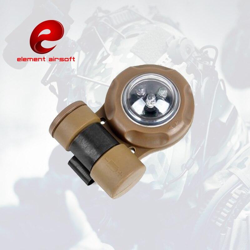 EX 079 Element VIP Light IR Seals Version Strobe Light Survival Light