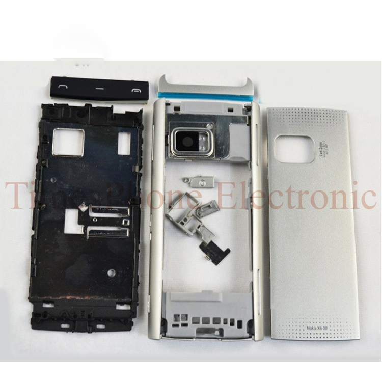 New Replacement Complete Full Housing Cover Case For Nokia X6 Housing