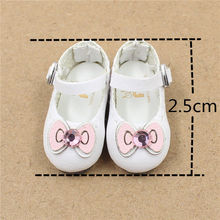 Blythe Doll Shoes For Neo Blythe 1/6 30cm Bow-knot Kitty Lady Style 2.5cm