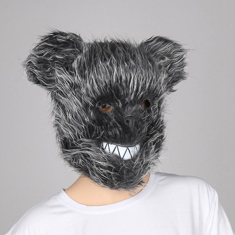 Halloween Pigeon Mask Creepy Animal/'s Head Latex Mask Costume Theater Prank Prop