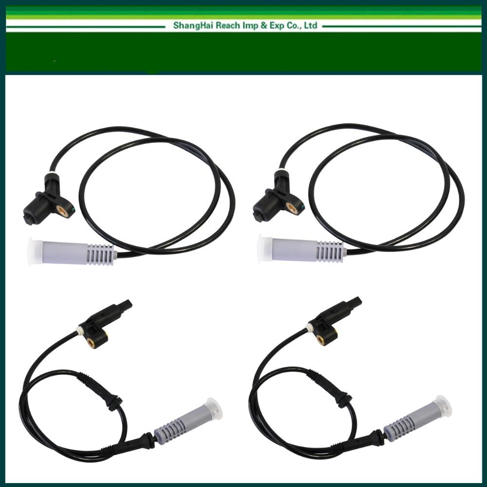 Car Vehicle Speed Sensor ABS Wheel Speed Sensor Connector for E36 323i 323is 328i 325i 325is 34521163028