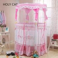 Дюшенна коляска [holycat] Многофункциональный Детская кровать производителей, гладить ткань игры детские Tc 601