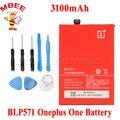 3100 mah original blp571 para oneplus one bateria batterie bateria batterij acumulador akku pil + desmontar ferramentas