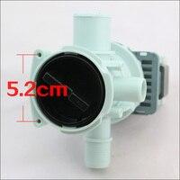 1pcs Original Drain Pump For Samsung Washing Machine Parts WF C863 C963 R1053 R853 Whole Package
