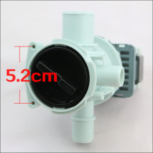 цена на 1pcs Original drain pump for samsung washing machine parts WF-C863/C963/R1053/R853  whole package drainage pump