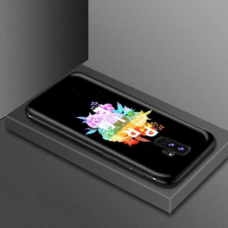 Lavaza Gay Lesbian Lesbian Rainbow Pride Case untuk Samsung Galaxy S10 S9 S8 S7 S6 Plus Catatan 9 8 M30 m20 M10 Edge
