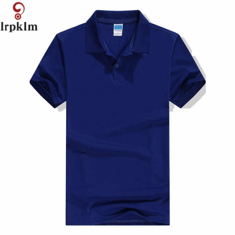 Nieuwe 2020 Zomer Merk Solid Polo Vrouwen Shirt Slim Korte Mouw Camisa Polo Shirt Polo Femme Vrouwen Casual Shirts Kleding YY417
