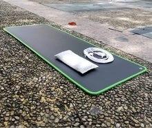 Заземления стол коврик ЭДС защита для здоровья 68*26 см с запястье коврик для мыши заземляющий шнур зеленый