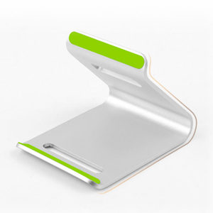 Image 4 - Mobile support Mobile Phone Holders Metal Stands Aluminium Alloy For Apple iPhone X 8 8Plus Support bracket desktop Case