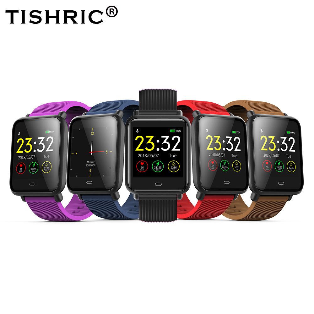 TISHRIC Q9 Smart Watch/Bracelet Smartwatch Sport Men/Women