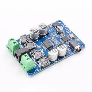 Image 3 - TDA7492P Bluetooth 4.0 V4.0 V2.1 אודיו מקלט מגבר לוח מודול עם AUX ממשק 2*25W כונן רמקול AUX ממשק
