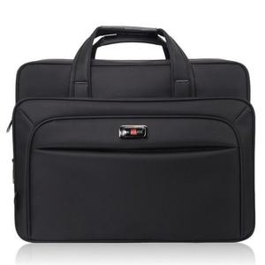 Image 2 - Casual Mens Laptop Bag Men Handbags Business Briefcase Women Shoulder Bag Computer Bags For Lenovo HP Dell Acer Samsung Macbook