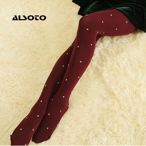 ed0475d05f8 ALSOTO Women Sexy Pantyhose Tights Female Stockings