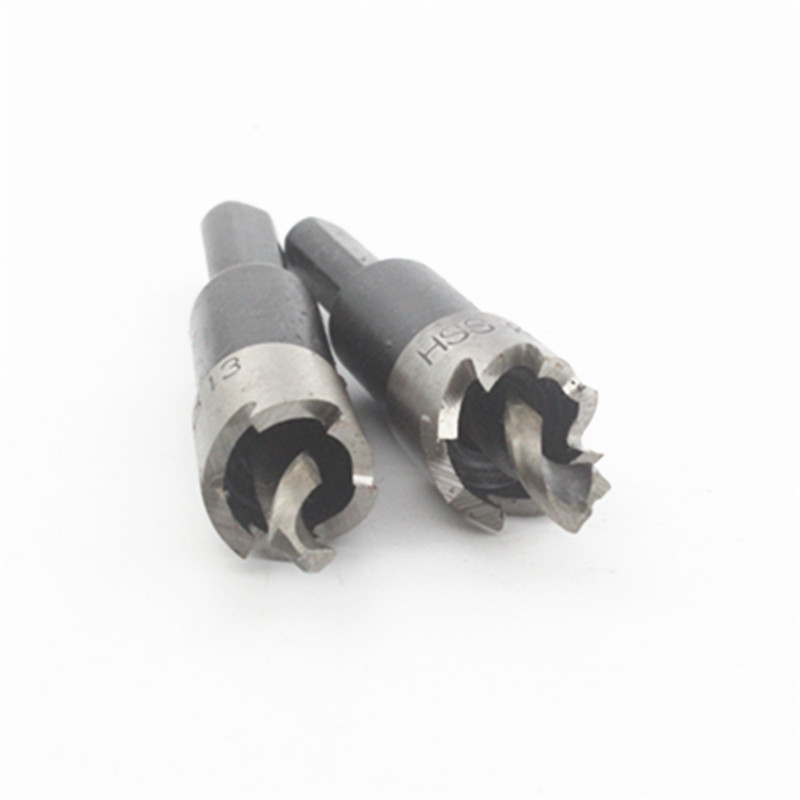 Dia 12-100mm HSS Core Drill Bit Holesaw Soft Metal Cutter Cutting Plastic Wood Aluminum Hole Saw Set